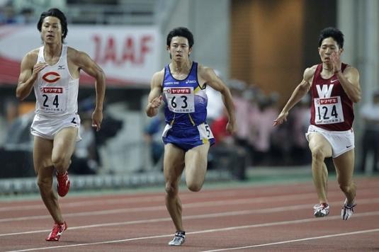 Japan100m
